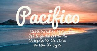 Pacifico Font Family Free