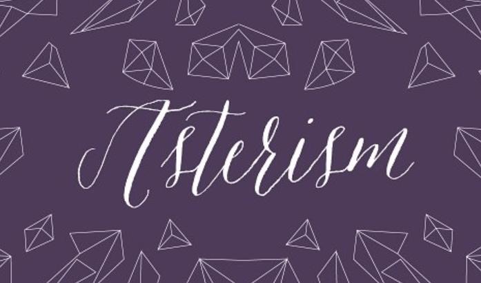 Asterism Font Free Download