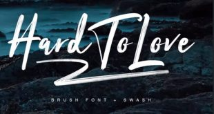 Walrus Signature Font 310x165 - Walrus Signature Font Free Download