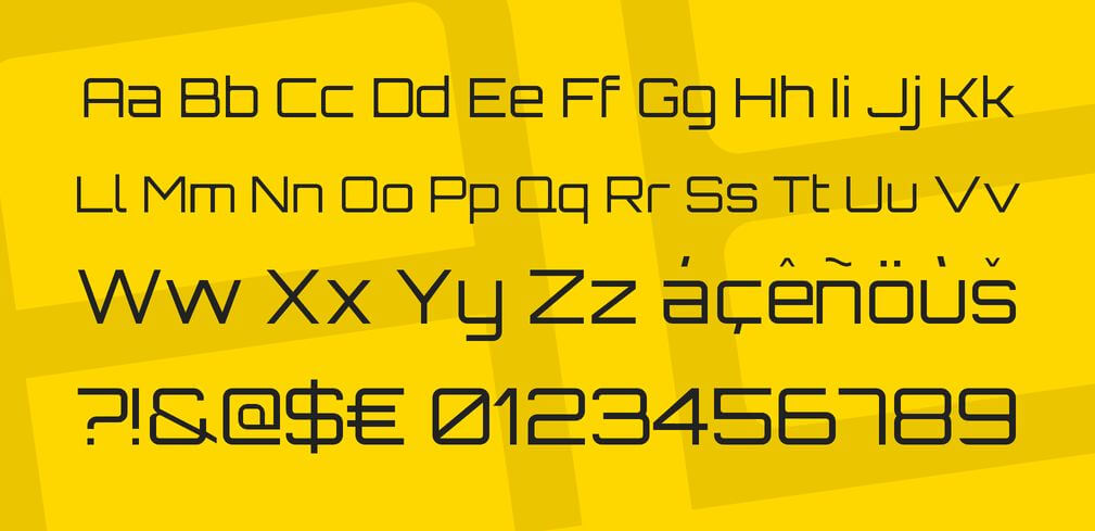 bank gothic font family free download