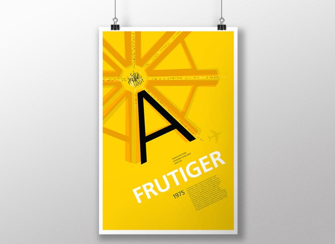 FRUTIGER TÉLÉCHARGER GRATUIT TYPO