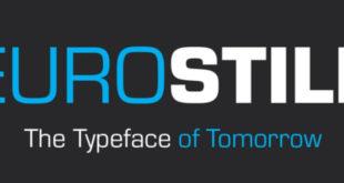 Eurostile Font 310x165 - Eurostile Font Free Download
