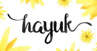 Hayuk Font 310x165 - Hayuk Script Font Free Download