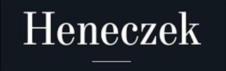 Heneczek Font
