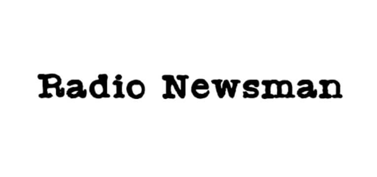 Radio Newsman Regular Font