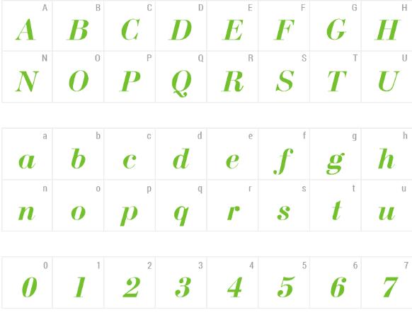 bodoni - Bodoni Font Family Free Download