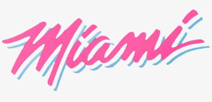 Font miami vice Miami Vice