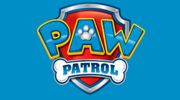 Paw Patrol Font Family Free Download