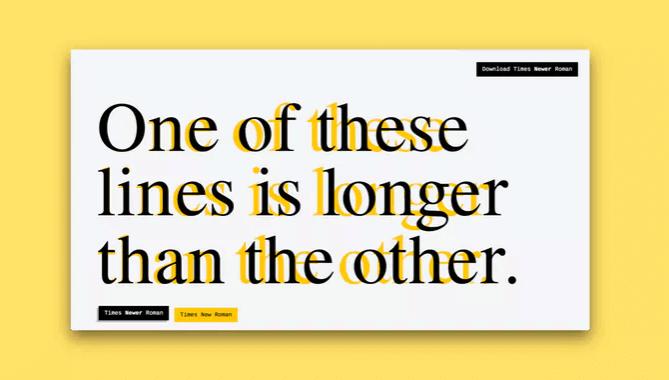 times-mene-roman-font
