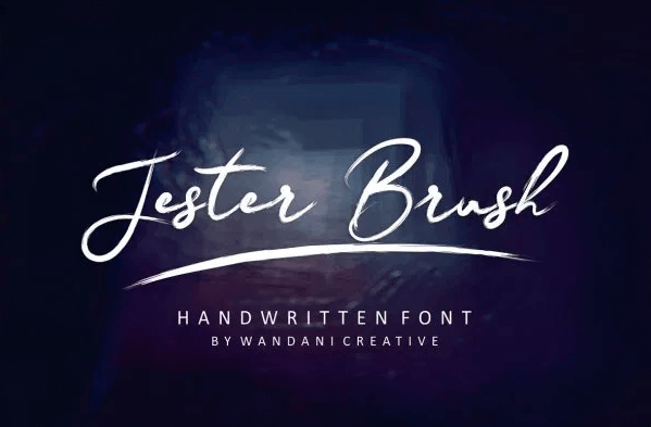 Streamster Font