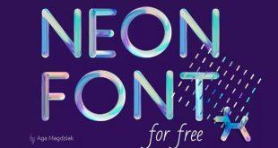 Commercial Font