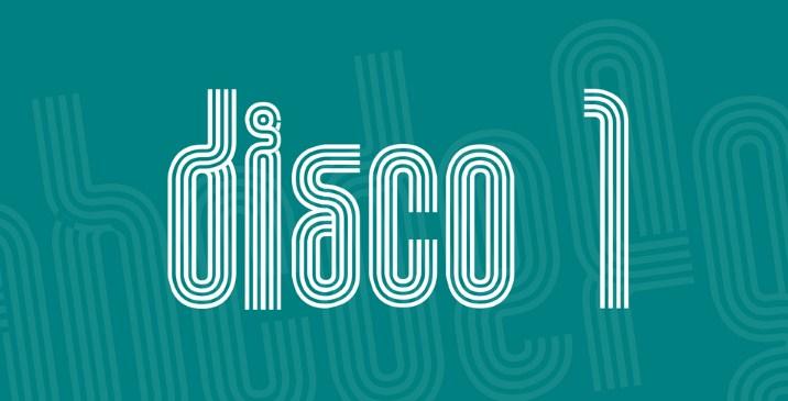 Funky Disco Font
