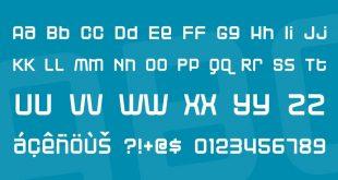 blackjack font 310x165 - Black Jack Font Free Download