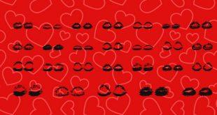 The Kiss Font