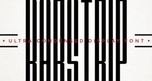 bar strip font 310x165 - Barstrip Ultra Condensed Font Free Download