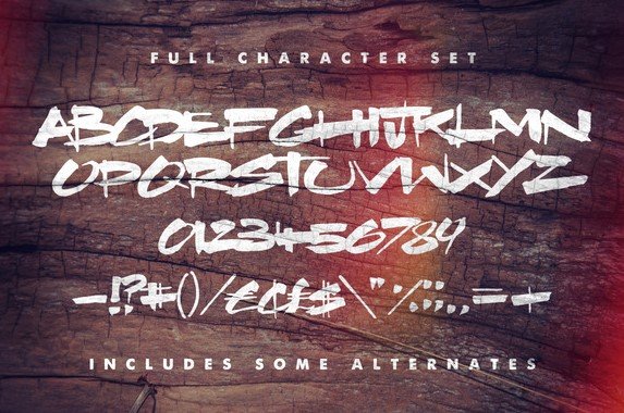 brother nature font - Brother Nature Font Free Download