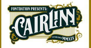 cairlin font 310x165 - Cairlinn Vintage Font Free Download