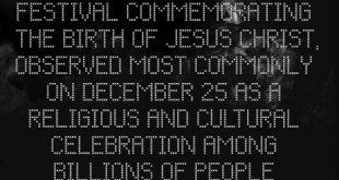 christmas font 310x165 - CF Christmas Stitch Font Free Download
