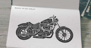 warrior typeface 310x165 - Warrior Hand Drawn Typeface Free Download
