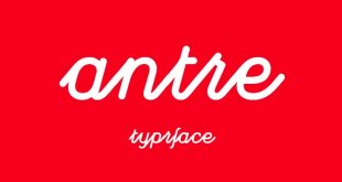 antre typeface 310x165 - Antre Font Free Download
