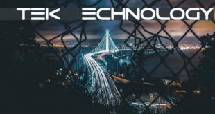 Gtek Technology Font