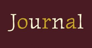 Journal Font