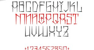maxican pride 310x165 - Mexican Pride Font Free Download